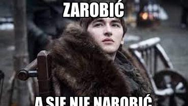 Memy po 'Grze o tron'