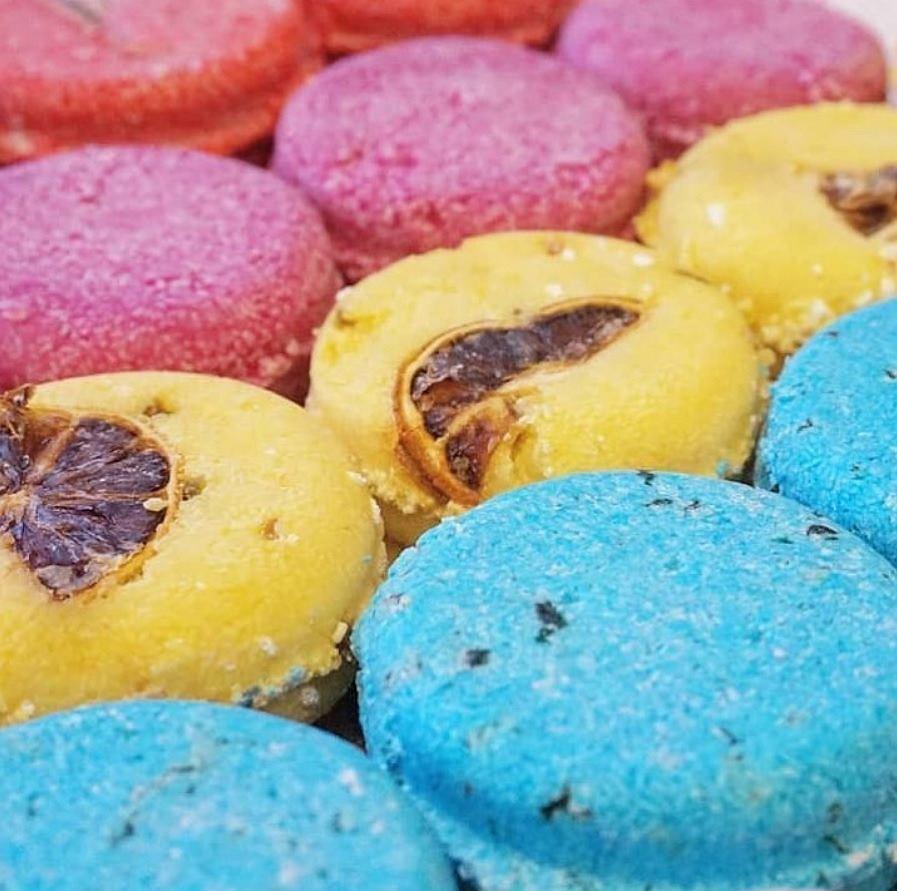 Szampon i odżywka w kostce Lush Cosmetics