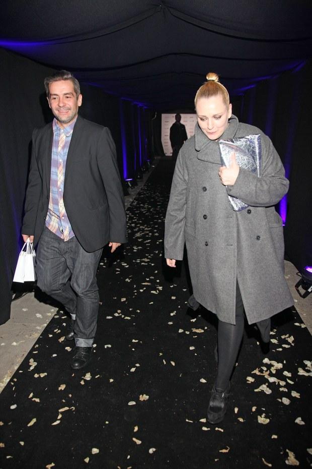 GENUS - pokaz kolekcji Agnieszki Maciejak, klub Basen, 19.11.2012, fot. WBF