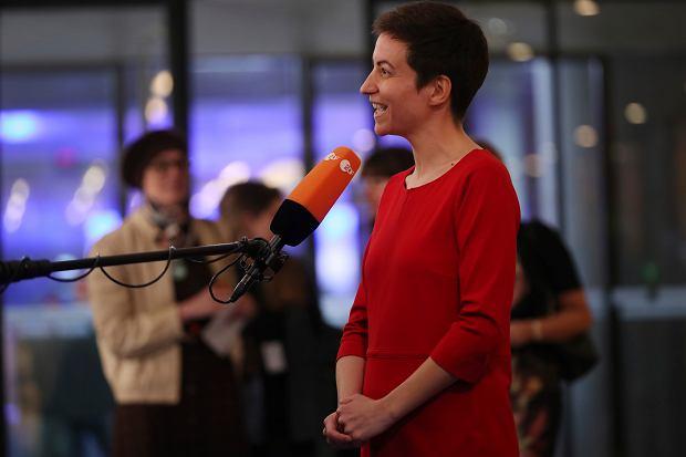 Ska Keller, niemiecka europarlamentarzysta z partii Zielonych