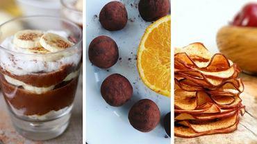 Oto fit propozycje słodkich deserów, które mają niewiele kalorii.