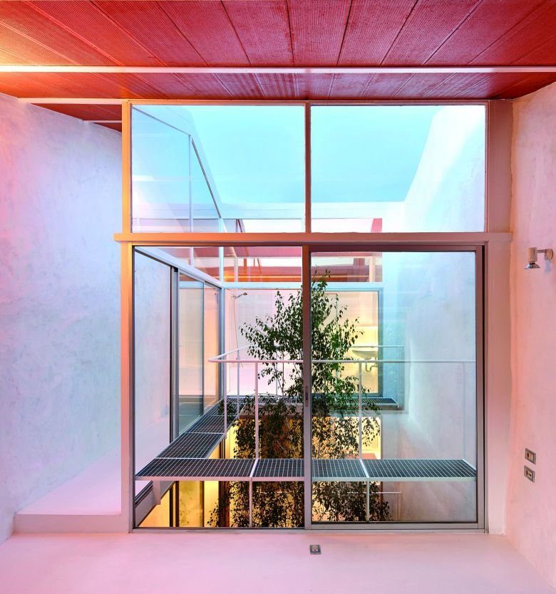 Luz House Cilleros Hiszpania / Materiały prasowe/Jose Hevia
