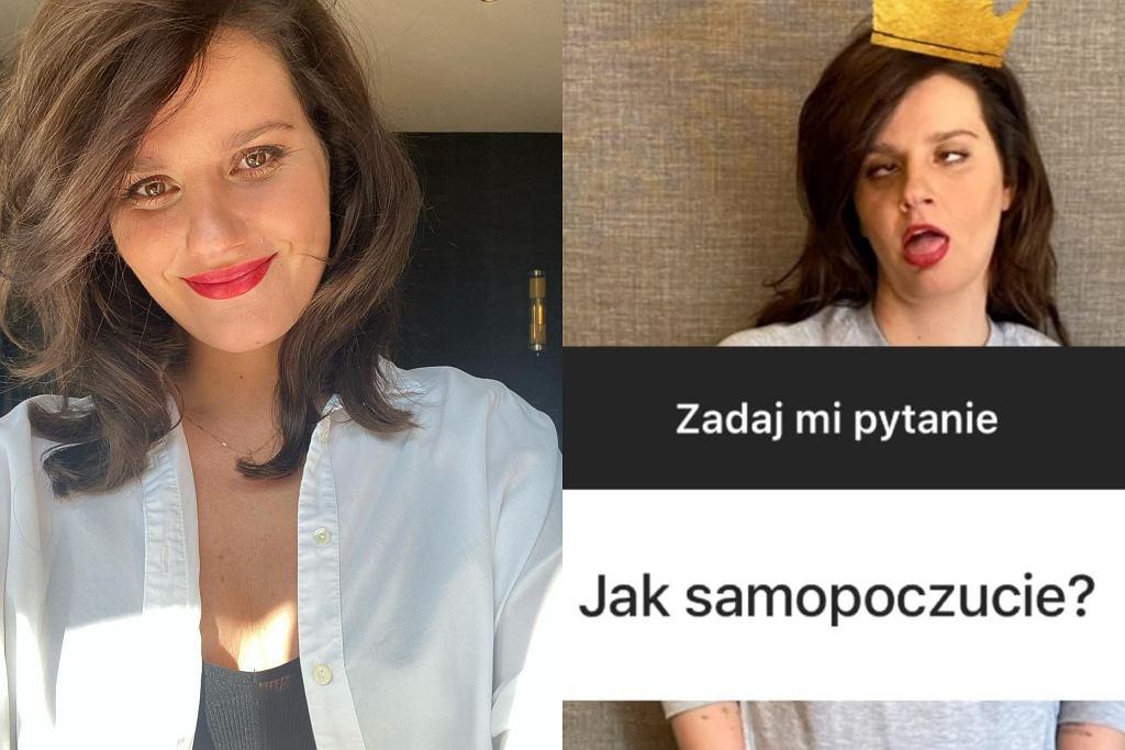 Zofia Zborowska odpowiadała na pytania fanów na Instagramie