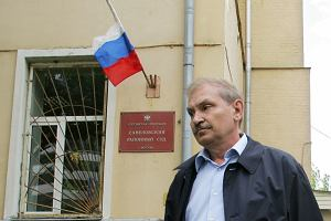 """Brytyjski sąd: krytyk Putina został uduszony. """"Pozorowane samobójstwo"""""""