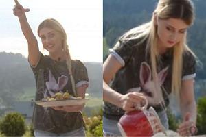 Justyna Żyła została vlogerką kulinarną