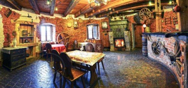 Wnętrze Wiatraka/ Fot. www.eholiday.pl