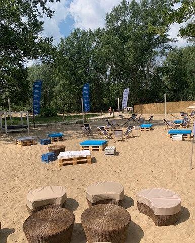 Plażówka Saska Kępa / Facebook