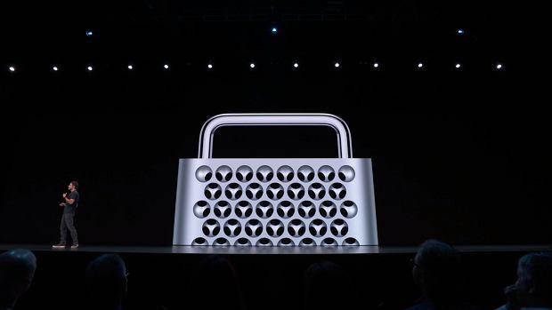 Prezentacja nowego Mac Pro od Apple'a