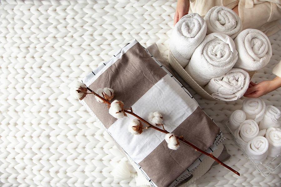 Pościel z bawełny renforce