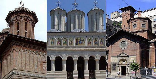 Katedry prawosławne i cerkwie w Bukareszcie