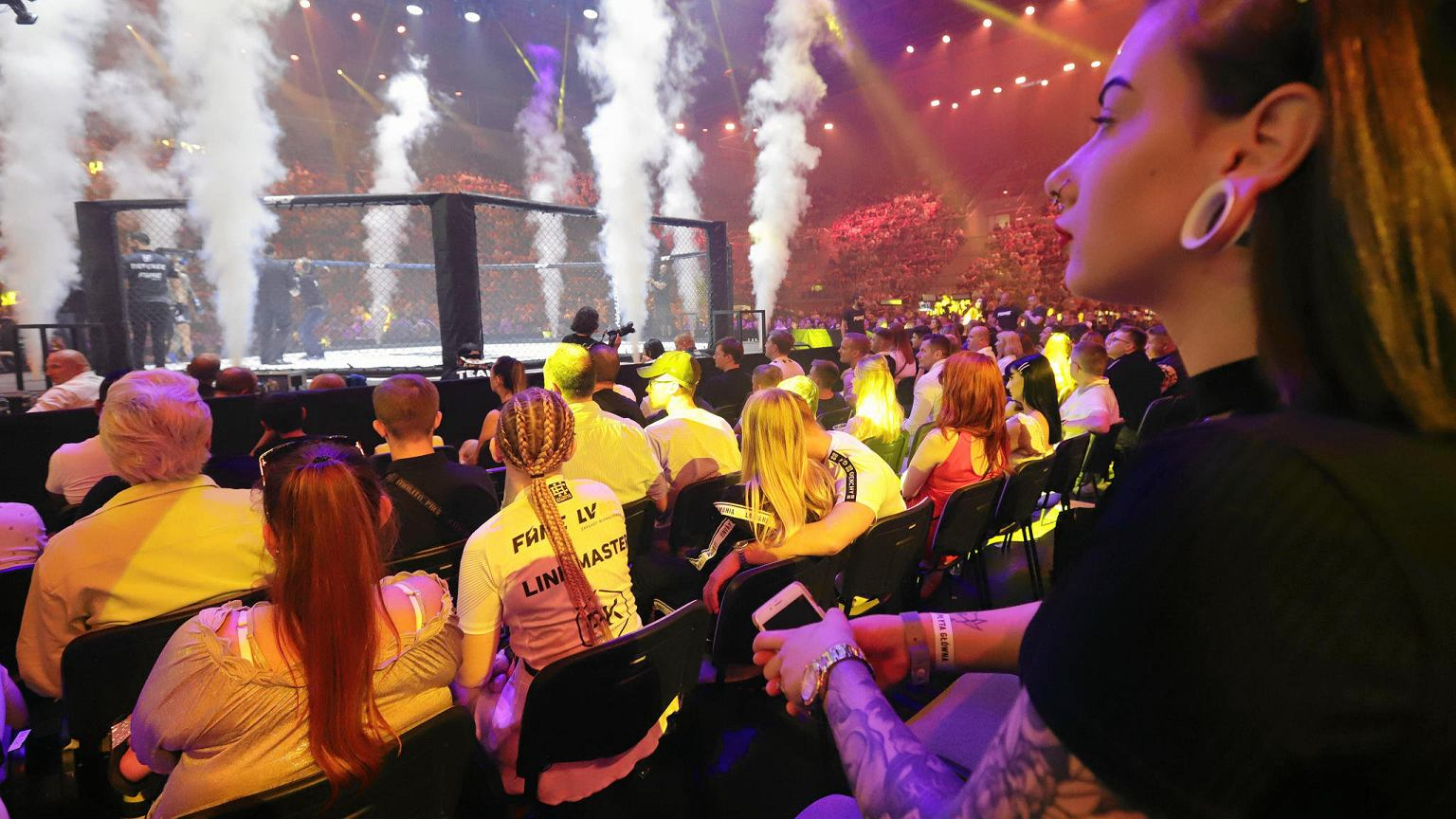 Zmiana formatu gali FAME MMA 6! Organizatorzy wydali specjalne oświadczenie