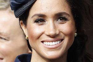 Meghan Markle na ślubie księżniczki Eugenii