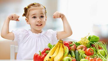 Jedzenie naprawdę może być swojego rodzaju gwarancją zdrowia, jeśli tylko nie będzie monotonne, pozbawione 'pustych' kalorii i zapełniaczy.