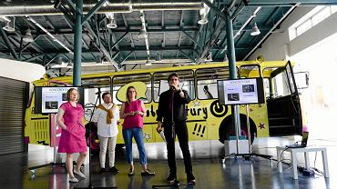 Autobus Kultury MOK Olsztyn, czerwiec 2019
