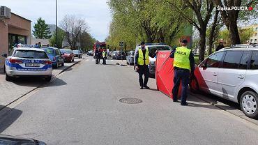 Zabójstwo policjanta w Raciborzu