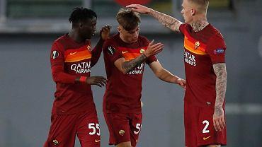 Zalewski błysnął w debiucie w Romie. Trener chwali Polaka.