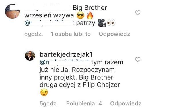 Komentarz Bartka Jędrzejczaka