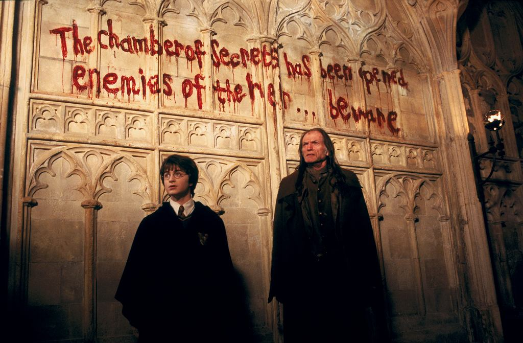 Program TV: 'Harry Potter i Komnata Tajemnic'