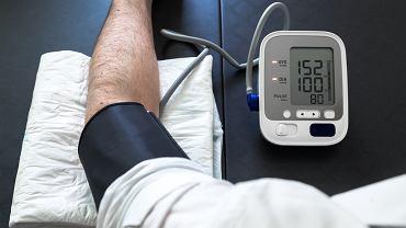 Zbyt wysokie ciśnienie tętnicze (nadciśnienie) to przewlekłe schorzenie układu krwionośnego, które dotyczy już co trzeciego mieszkańca naszego kraju.