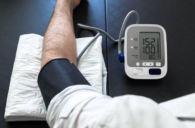 NFZ: 10 mln Polaków cierpi na nadciśnienie tętnicze, wielu nie jest świadomych zagrożenia