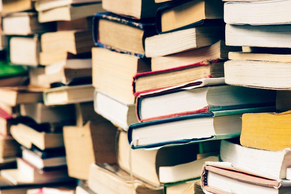 Książki. Zdjęcie ilustracyjne