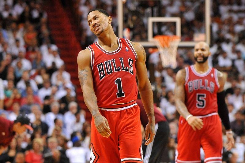 NBA: Chicago Bulls - Miami Heat