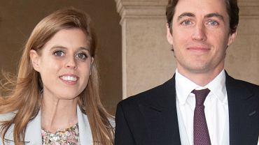 Księżniczka Beatrice i jej mąż Edoardo Mapelli Mozzi