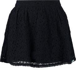 Superdry DOVECOT Spódnica mini niebieski