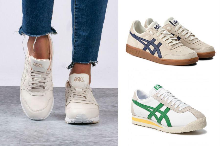 Sneakersy ASICS  z wyprzedaży