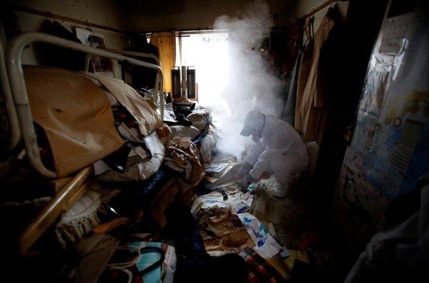 Zdjęcie numer 0 w galerii - Ciała leżą nawet przez miesiąc. Japonia zorganizowała specjalne ekipy czyszczące domy po śmierci samotnych staruszków