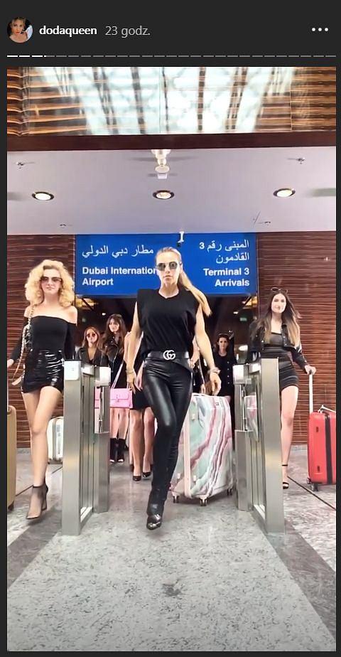 Doda 'Dziewczyny z Dubaju'