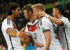 MŚ 2014. Niemcy - Algieria. Wymęczony awans Niemców. Nikt nie napędził im tyle strachu
