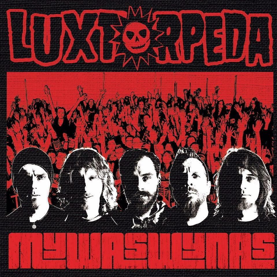 Nowy album zespołu Luxtorpeda!
