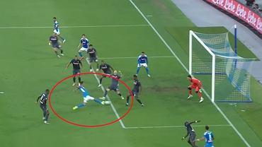 Arkadiusz Milik strzela gola 37 sekund po wejściu na boisko