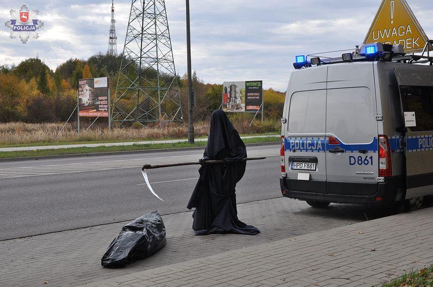 Akcja policji z Chełma