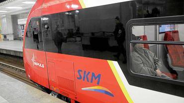 """Skład """" Impuls """" (trzecia generacja pociągów SKM)"""
