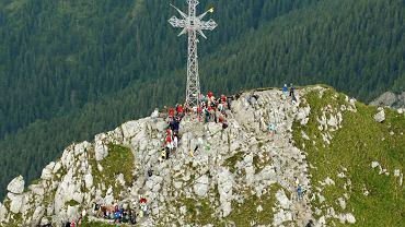 Krzyż na Giewoncie
