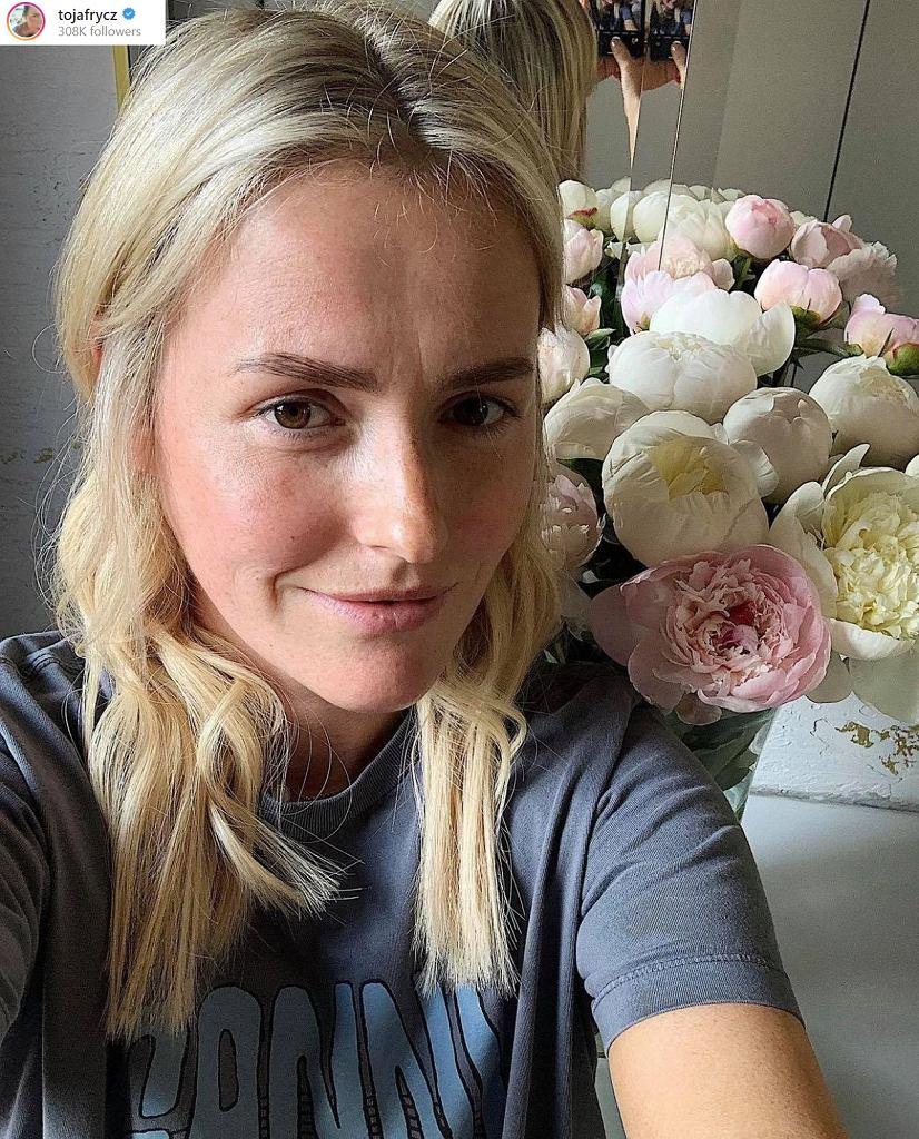 Olga Frycz pochwaliła się metamorfozą włosów - postawiła na chłodny blond