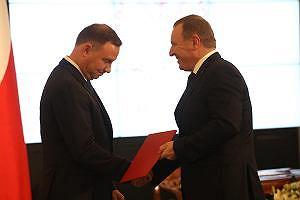 Andrzej Duda został prezydentem min. dzięki kampanii w telewizji rządzonej przez Jacka Kurskiego