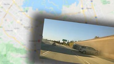 Groźny wypadek w Kalifornii