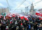11.11.2017 Warszawa, 'Marsz Niepodległości'