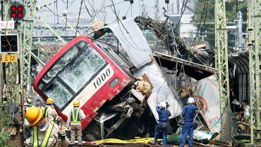 Japonia: Katastrofa kolejowa w Jokohamie