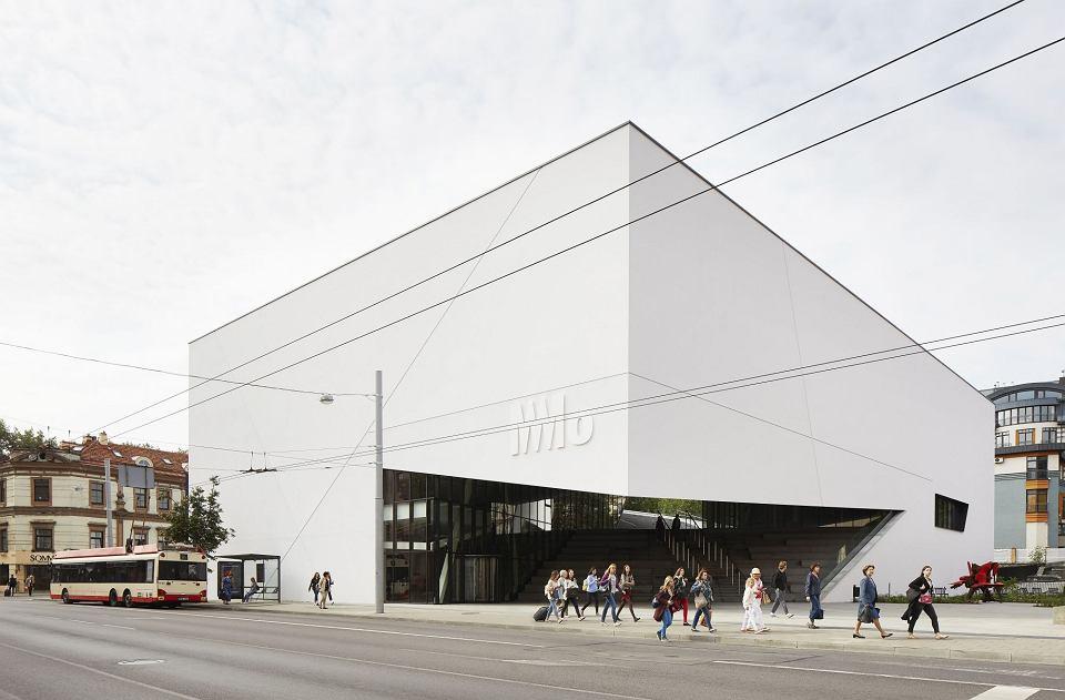 Muzeum MO w Wilnie, projekt: Daniel Libeskind