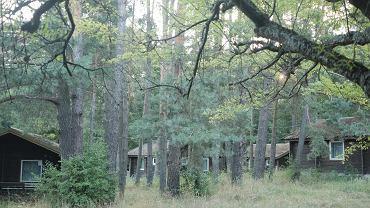 Ośrodek we wsi Kobyłocha