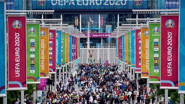 Kontrowersyjna decyzja UEFA. Obostrzenia na Euro 2020 nie dotyczą wszystkich