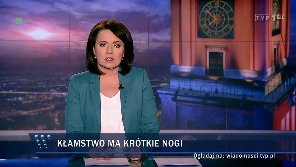 'Wiadomości' o Janie Grabcu