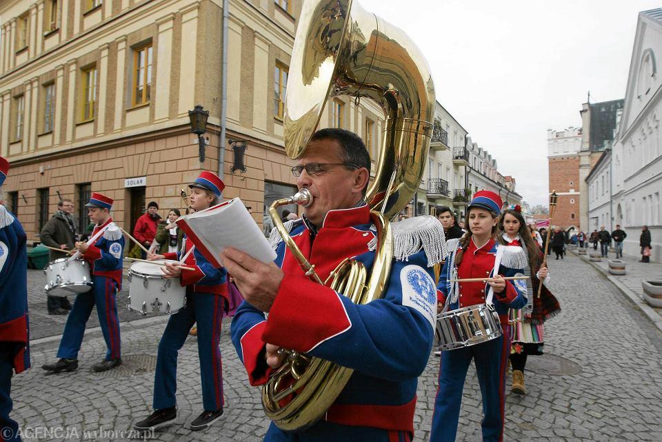 Sandomierz, 19 listopada 2016 rok. Święto młodego wina