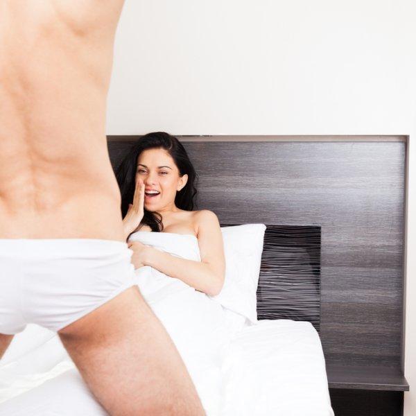 Męskie dylematy z penisem