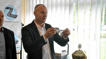 Sławomir Pietrzyk, prezes ROZPN-u