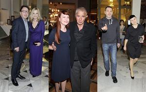 Zbigniew Zamachowski, Monika Richardson, Janusz Głowacki, Maria Peszek